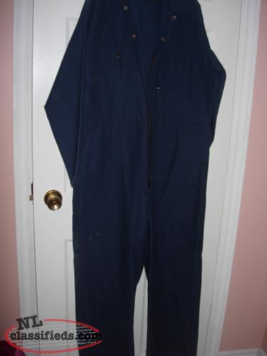 MENS WORK COVERALLS SIZE 40