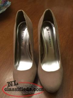 Size 7, Heels ,Never Worn