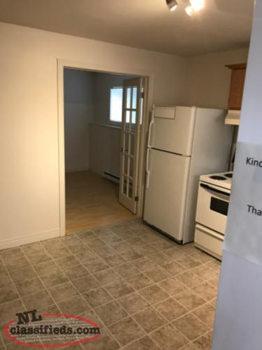 Beautiful 2 bedroom apt in mount pearl area ( powers pond )