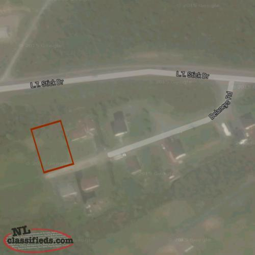 Great Price for Land in Bay Roberts