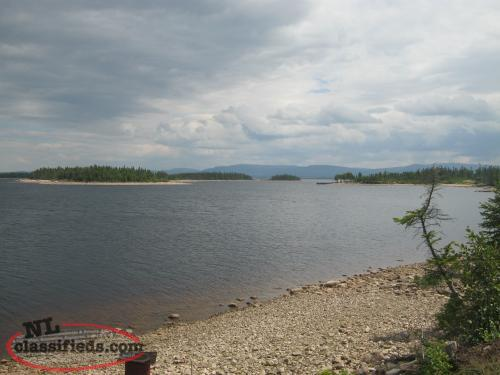 Water Front Land For Sale - Sandy Lake