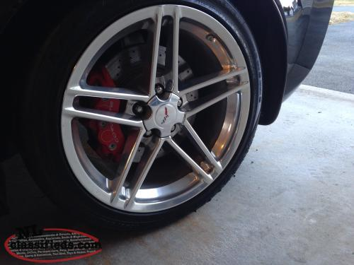 Corvette Z06 Wheel/Tire Package