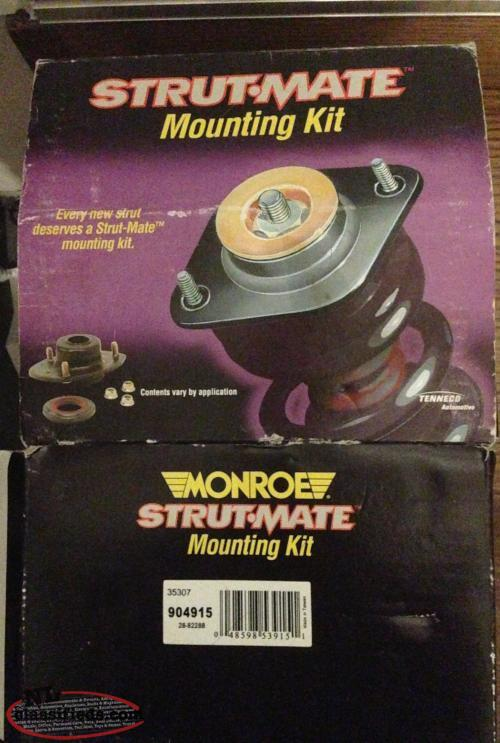 ***Saturn L Series- Car Strut Mount Only- Brand New Monroe.