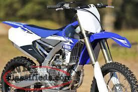SAVE UP TO $2300! 2017 Yamaha YZ250/450 Clearance!