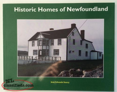 Historic Homes of Newfoundland
