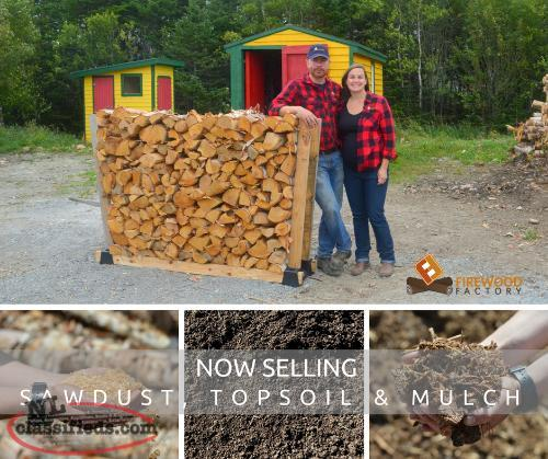 Firewood for sale - reliable delivery