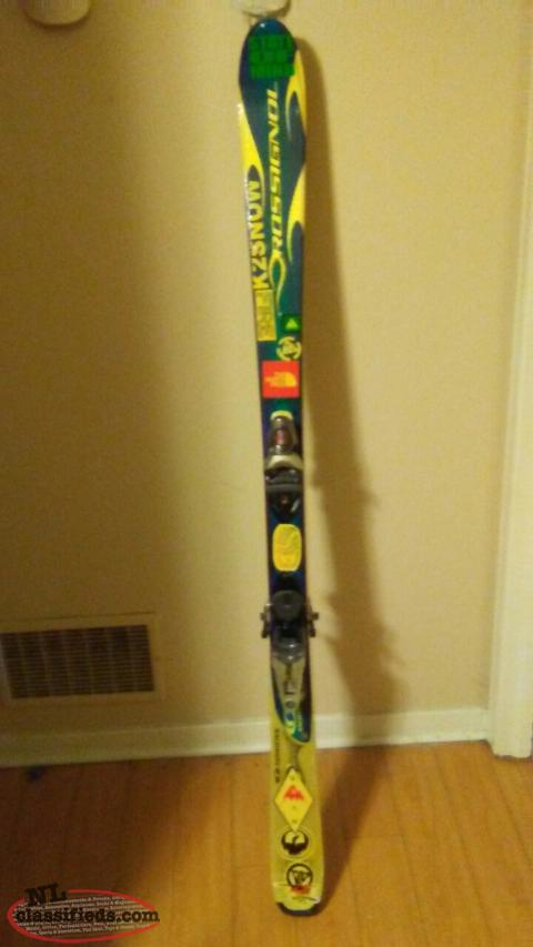 Rossignal Bandit Twin Tip Skis