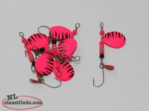 RCS Tackle Co. - New Colorado Tiger Spinners