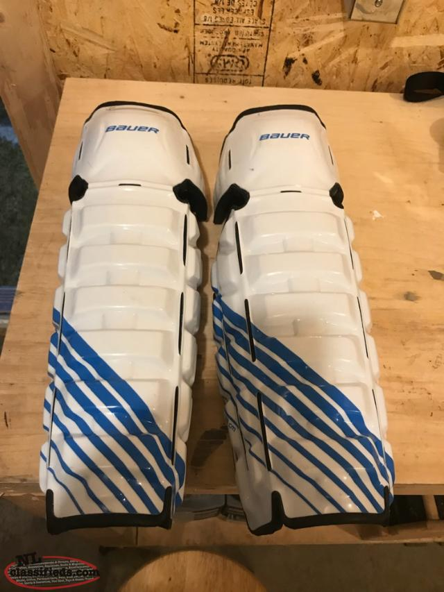 Ball Hockey Shin Guards