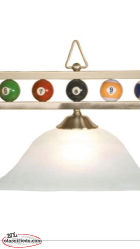 Pool Table Light