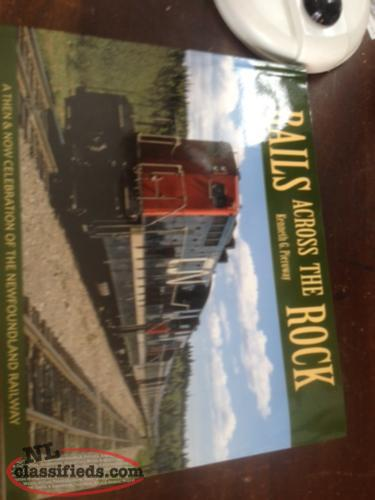 Picture Books about Newfoundland Railway