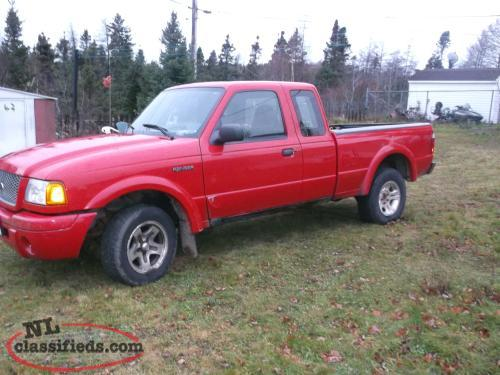 2003 Ford RANGER - FOR PARTS,