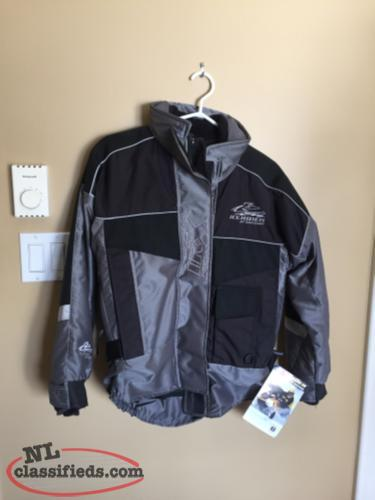 Ice rider skidoo jacket