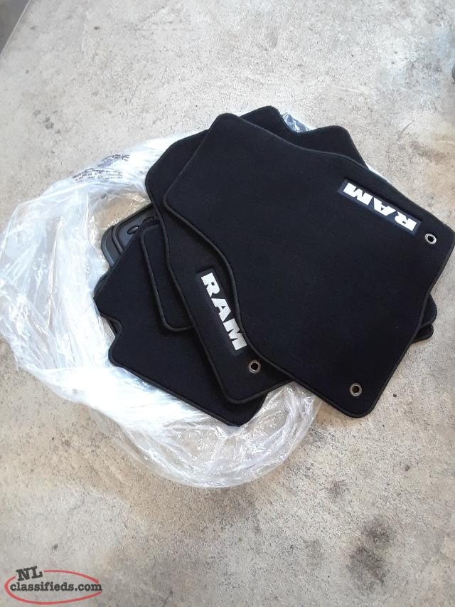 Ram 4 pcs floor mats *new*