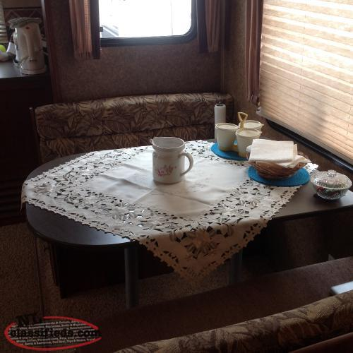 2012 29ft travel trailer New Price