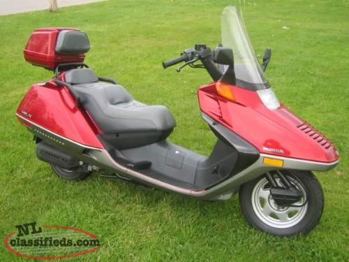 Honda Helix CN250 Scooter For Sale or Trade