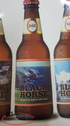 Looking for old Black Horse Beer Bottle