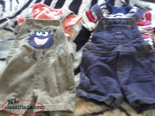 Baby Clothes Size 3-6 months. Coordinates and Sets and Sleepers