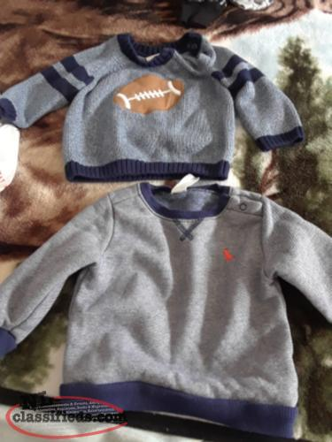 2465e897bd27 Baby Boy Clothes Size 6-12 months. Coordinates and Sets and a ...