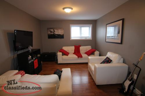 Beautiful two bedroom basement apartment for rent UTILITIES INCLUDED