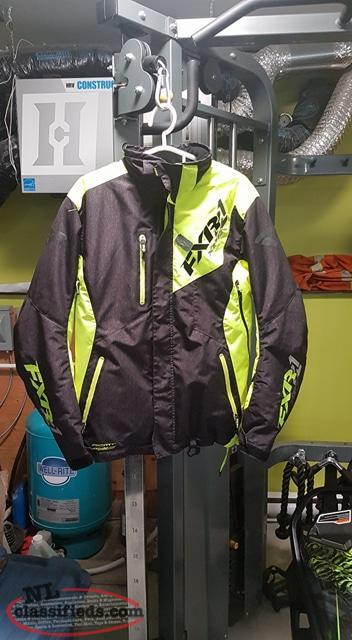 FXR Recoil Insulated Jacket