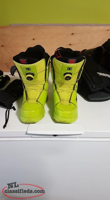 DC Scout BOA Boots