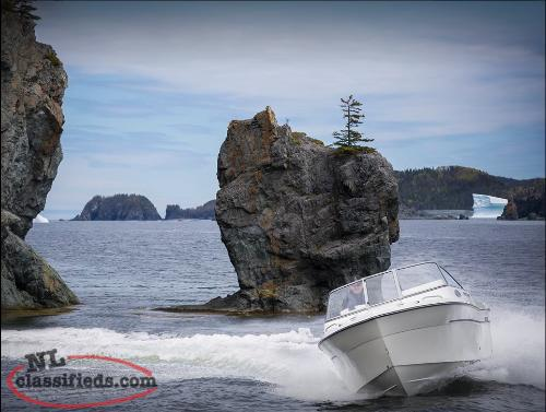 2019 Coastal Boat Packages With Yamaha, Evinrude or Honda Outboard Engines