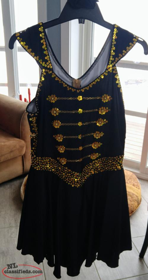 Customized Figure Skating Dress