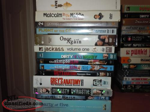 DVD SEASONS $5 EA OR TRADE FOR SOMETHING OF INTEREST