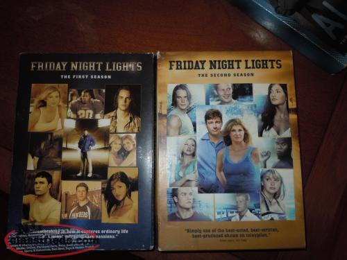 FRIDAY NIGHTS LIGHTS SEASON 1,2