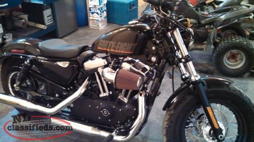 2013 Harley Sportster 1200 FortyEight