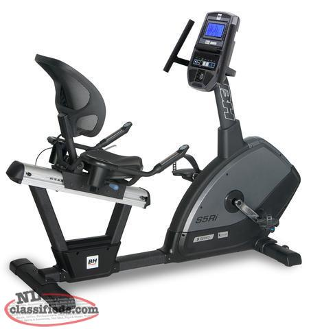 BH Fitness S5Ri Recumbent Bike