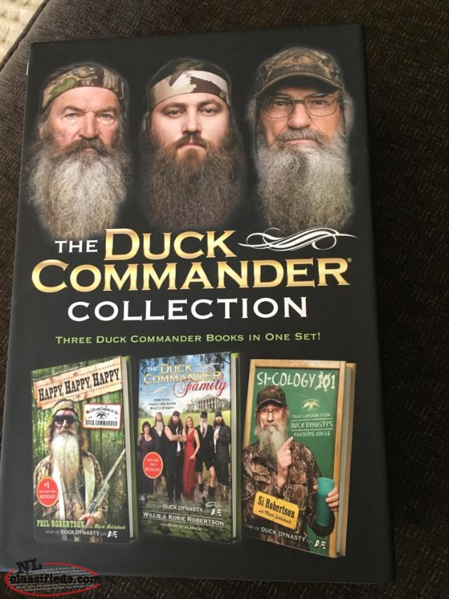 Duck Commander Book Collection