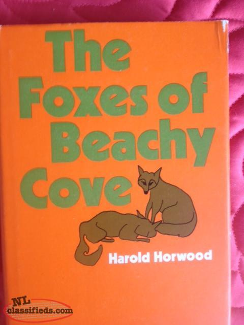 books by Harold Horwood