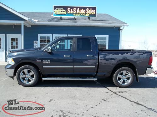 ***BLOW OUT SALE*** 2015 Big Horn RAM