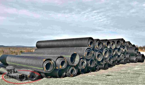 NEW STOCK!!! HDPE Culvert