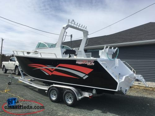 2018 OCEAN CRAFT 25' ***Available***