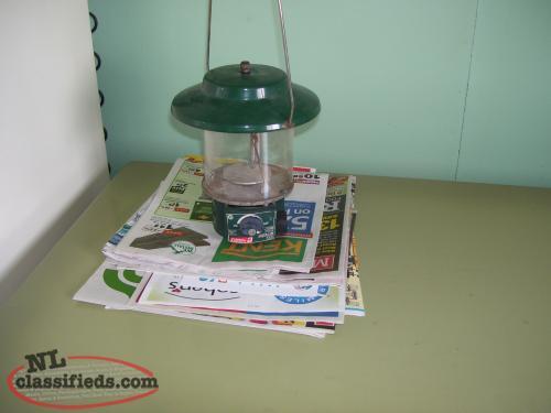 coleman propane lantern - Grand Falls -Windsor, Newfoundland Labrador | NL  Classifieds