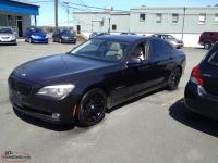 2011 BMW 750 XDrive Auto, 4.8L V8, DOHC 32V Engine...Custom Wrapped Like New