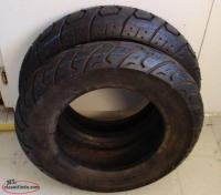 Honda Elite/Helix Bridgestone 120/90-10 & 100/90-10 Scooter Tires