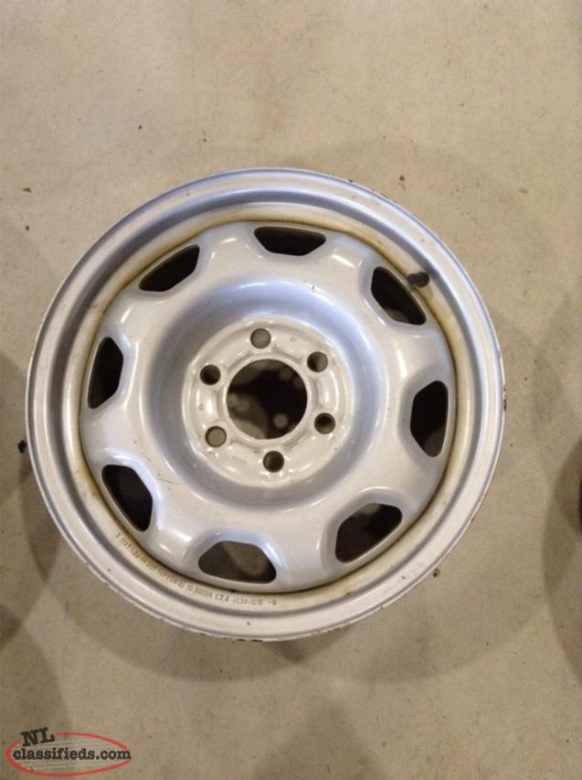 "17"" Ford Expedition/F150 Rim (New Condition)"