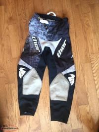 Thor Youth Pants / Dirt Bike Pants