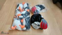 Puffins Stuffed and Hats (New Great for Tourism Business)