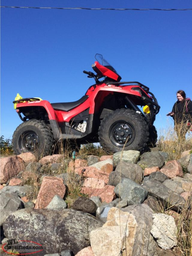 2016 Can-am Outlander L450