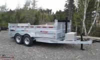 2021 K trail dump trailers (Financing Available)