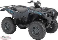 2018 Yamaha Grizzly 700 EPS Clearout **Save Up To $1700 + FREE Winch**
