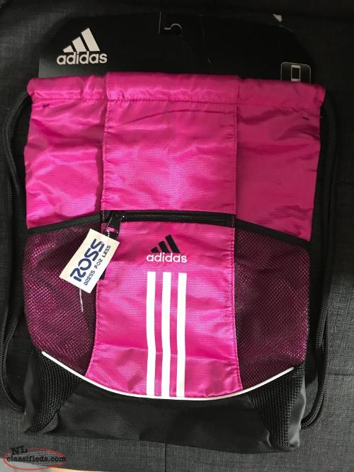 New w tags Adidas sports sackpack - very useful
