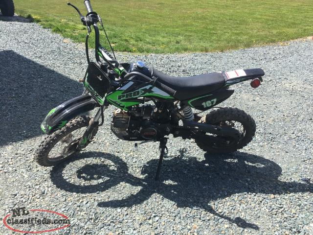 ProX 107 Dirt bike