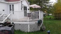 2 Bedroom Cabin For Sale In Western Arm