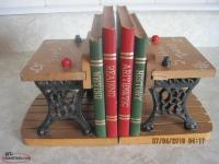 Old School desk Book ends